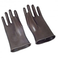 GLOVES RUBBER SIZE 10