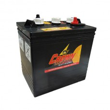 DEEP CYCLE BATTERY 6V 235AH/C20 190AH/C5 SINGLE TERMINAL