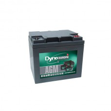 AGM BATTERY 12V 48.6AH/C20 41.5AH/C5 M6