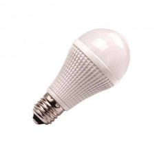 LED LIGHT BULB,85-265V 7W,C.CT 3000K,E27 BASE, NON-DIMMABLE 520LM