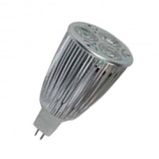 MR16 LED SPOTLIGHTS,DC12V 6W,C.CT 3000K,MR16 BASE, DIMMABLE 400LM